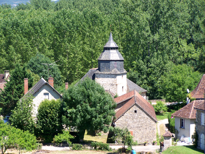 La Chapelle aux Saints